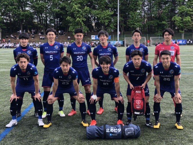 TOP試合結果】中断1−1 vs 東京23FC 関東サッカーリーグ1部 | 東京 ...
